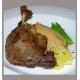 Duck Legs Confit Dish