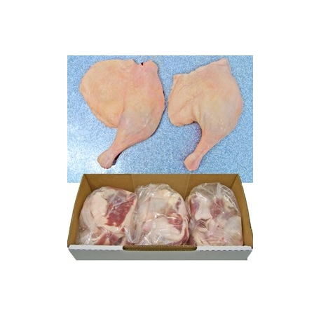 Fresh Duck Leg and Thighs - Case of 30