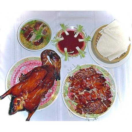 Roast Duck - Buddhist Style