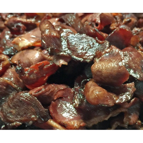 Applewood Smoked Duck Bacon - 8 oz.