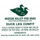 Duck Legs Confit - 36 Each