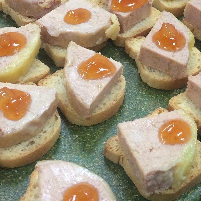 torchon of foie gras 16 oz good vittles. Black Bedroom Furniture Sets. Home Design Ideas