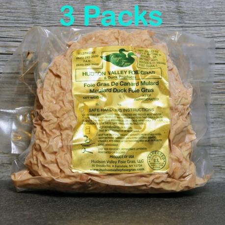 Foie Gras Shavings - 1 lb. Pack